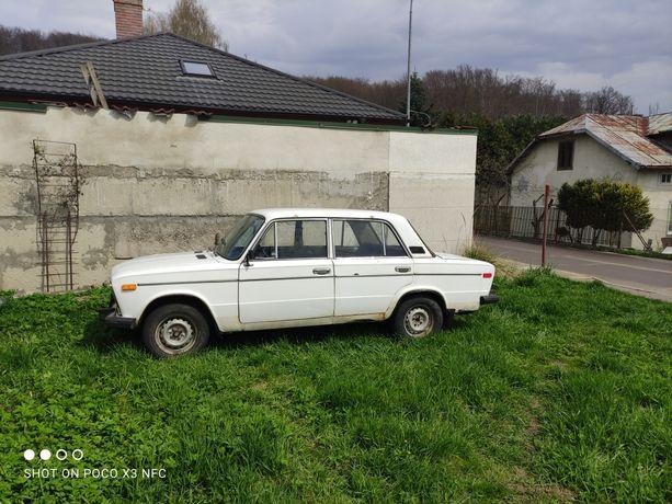 ВАЗ 2106 1985р біла