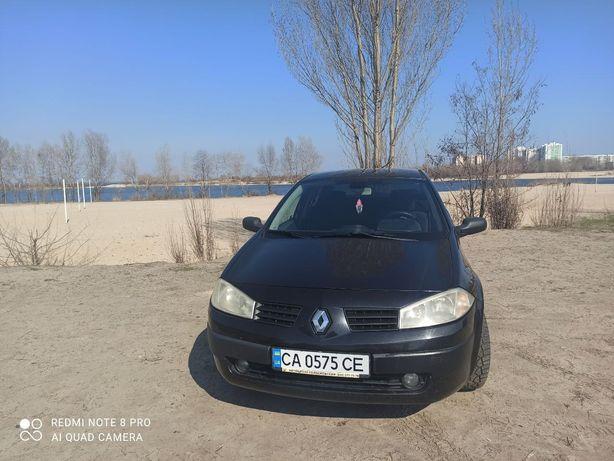 Авто Renault Megane