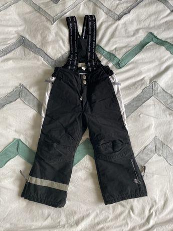 Spodnie zimowe H&M 104 cm