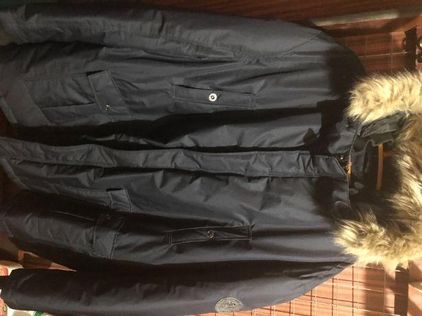Мужская зимняя куртка, Германия, новая, большой разремер, 6XL 4500 руб