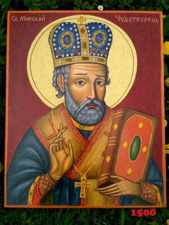 Ікона Миколая Чудтворця