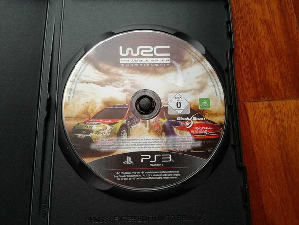 Jogo WRC para ps3