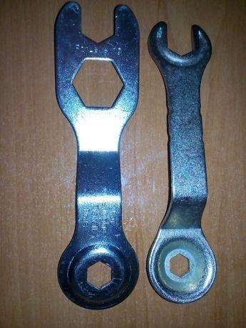 инструмент для стиральной машины - ключ гаечный (2 шт)