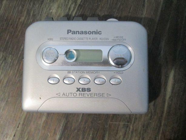 Кассетный плеер Panasonic RQ-E30V