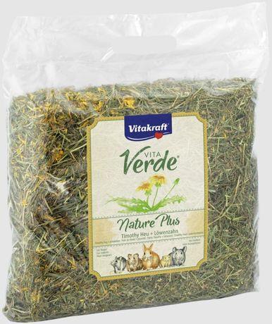 Siano Vitakraft Vita Verde 500g z mniszkiem