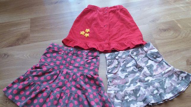 Modne spódniczki jesień , zima