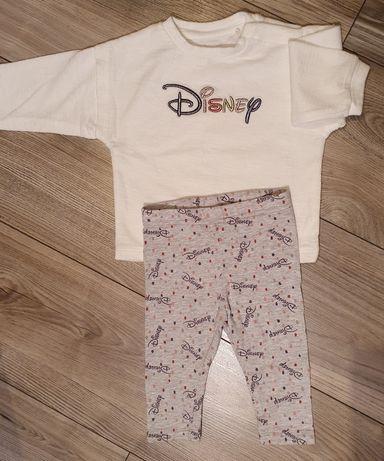 Komplet dla dziewczynki bluza leginsy 68 cm Reserved Kids