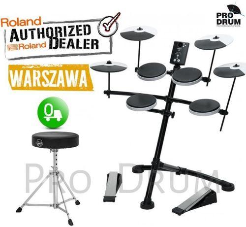 Perkusja Elektroniczna Roland TD-1K Stołek+Pałki+Słuchawki