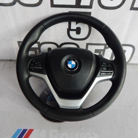 Руль Кермо Рулевое колесо для BMW X5 F15 БМВ Ф15 Разборка
