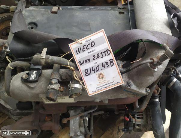 Motor Iveco Daily 2.8JTD HPI Ref. 8140.43B