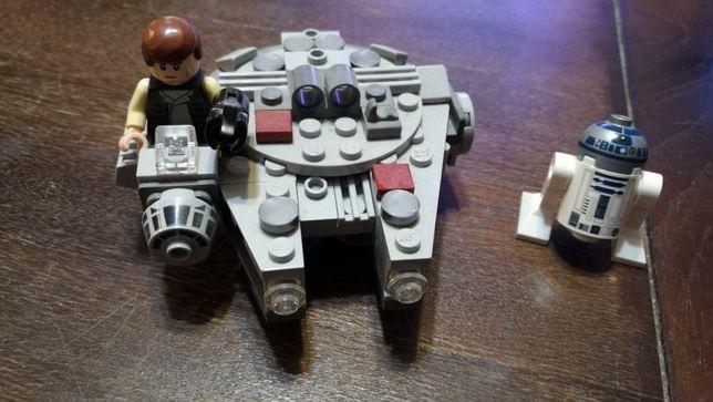Lego Star Wars sokół milenium 75030