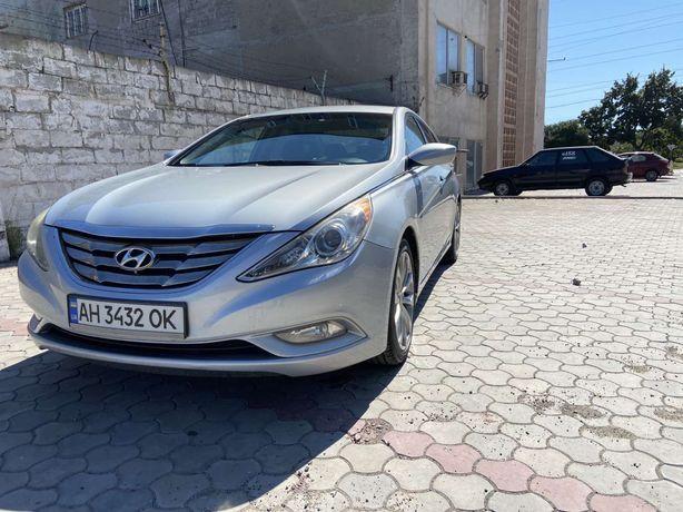 Продам мощную Hyndai Sonata 2,0T 275л.с.