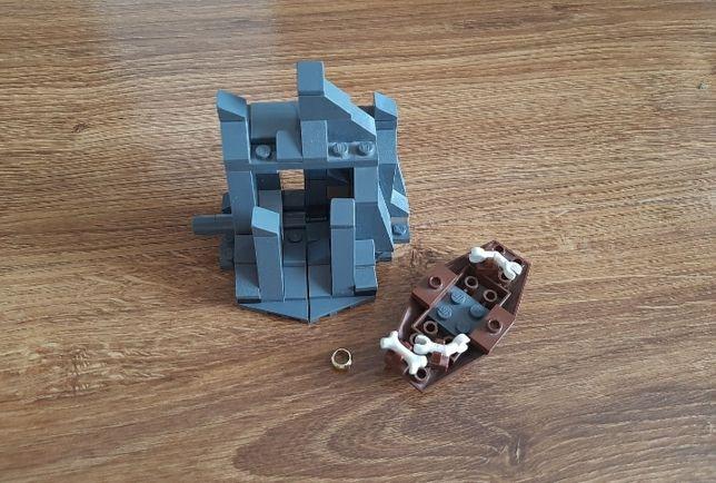 Lego Hobbit 79000 Zagadki Pierścienia UNIKAT