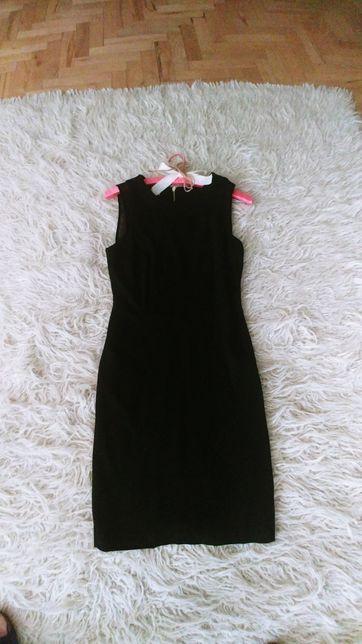 Stefanel- czarna klasyka w rozmiarze 38