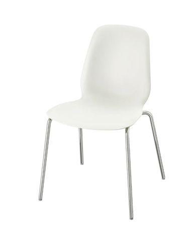 Krzesła do jadalni IKEA LEIFARNE