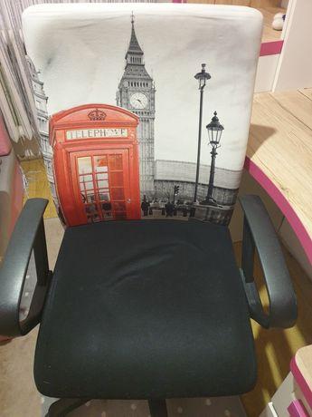 Krzesło biurkowe obrotowe