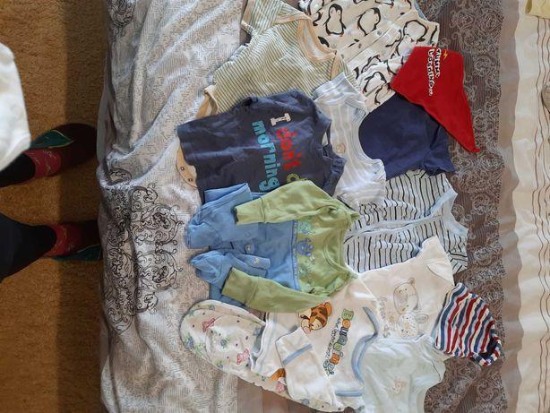 Пакет речей для немовлят 0-3 місяці