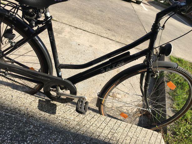 "Rower Damski KTM ,,holenderski"""