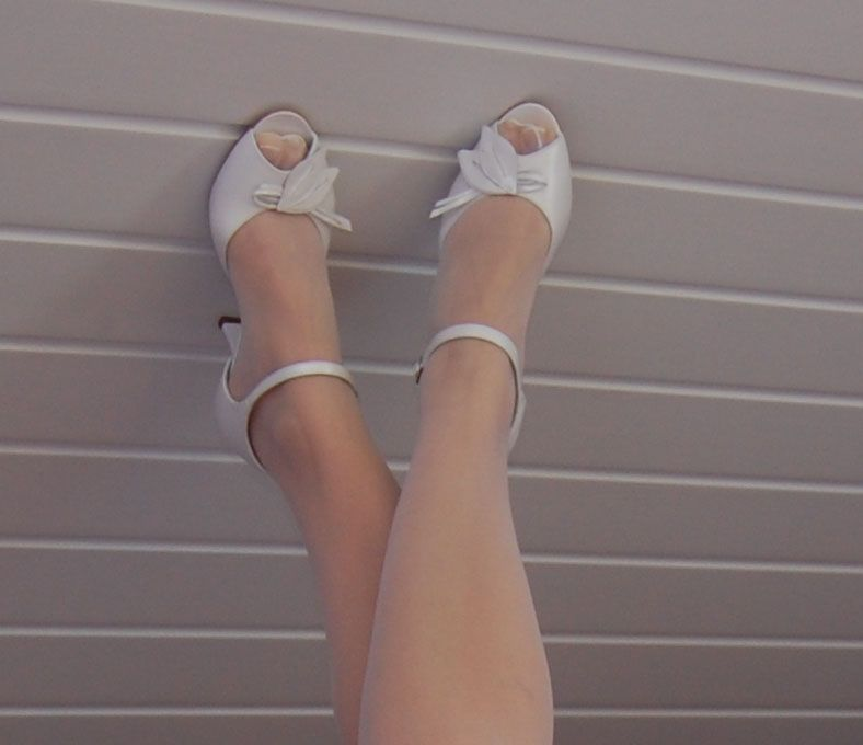 Buty ślubne, skórzane Janowice Wielkie - image 1