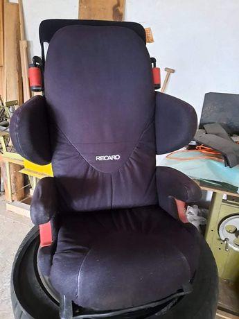 Fotelik samochodowy firmy Recaro