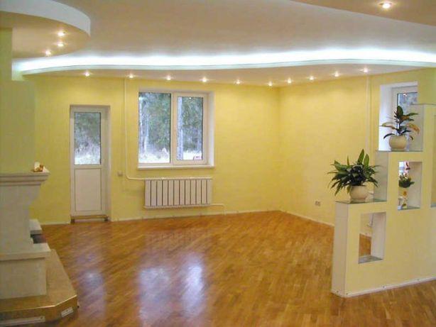 Ремонт квартир и домов (отделочные работы)