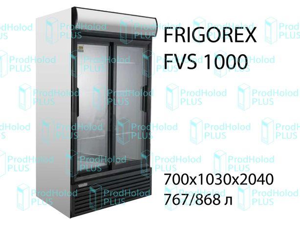 Холодильная витрина, холодильник Frigorex 1000