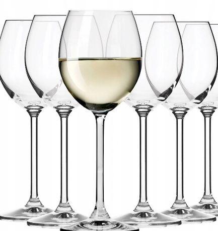 Kieliszki do wina białego Venezia KROSNO 6x 250ml