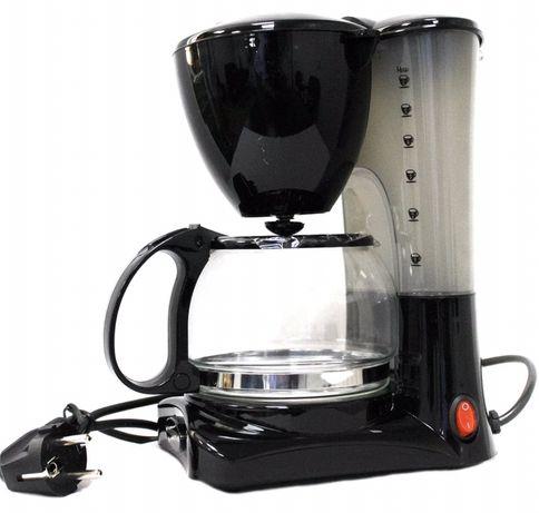 Новая кофеварка капельная Crownberg CB-1561 / 800 Вт