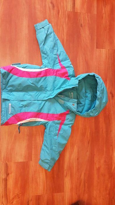 sprzedam ciepłą kurtkę narciarską dla dziecka 3-4 lata Łask - image 1
