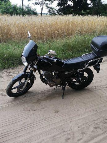 Romet K125 prawo jazdy kat B 2019r !!