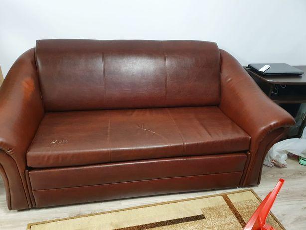 Sofa rozkładana skòropodobna
