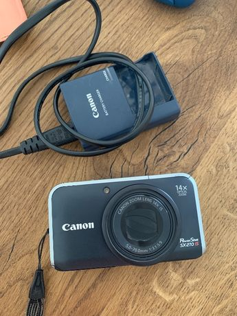 Фотоаппарат Canon мыльница