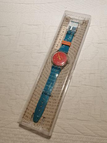 Vendo relógio Swatch Musicall de coleção