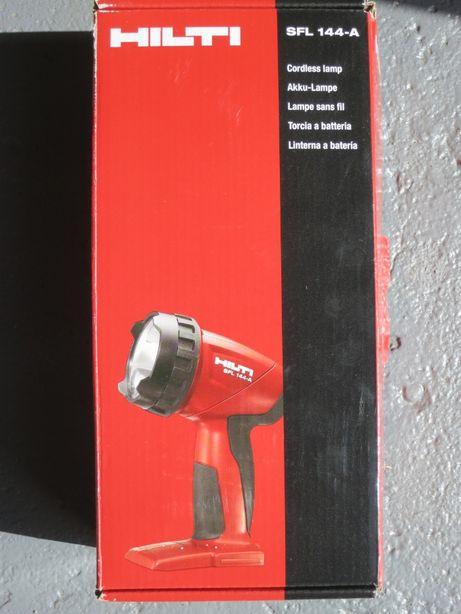 Аккумуляторный фонарь HILTI SFL 144A