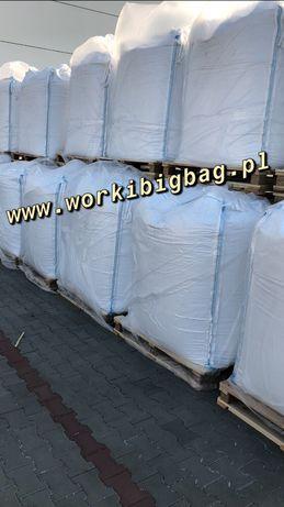 Worki big Bag Bagi 96/94/140 BigBag BigBagi Na Zboże Pellet Groch Zlom