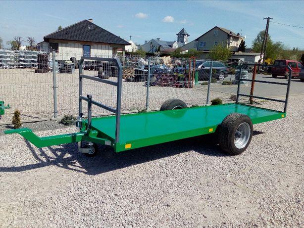 Wózek sadowniczy przyczepa laweta platforma sadownicza