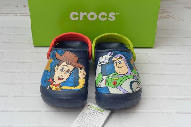 Новые сабо crocs c13 crocs clog кроксы с13 размер 30-31 fun lab clog