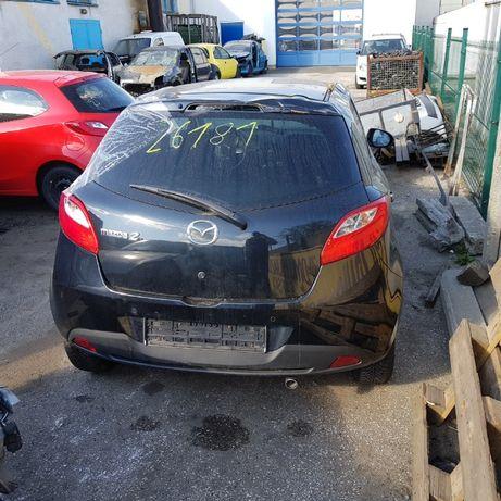 Mazda 2 1.4 2014r-na części