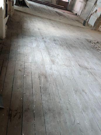Oddam deski podłogowy ,używane