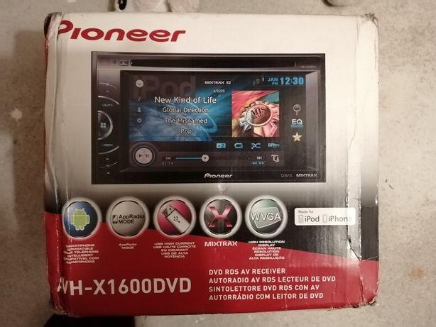 Auto-rádio Pioneer AVH-X1600DVD