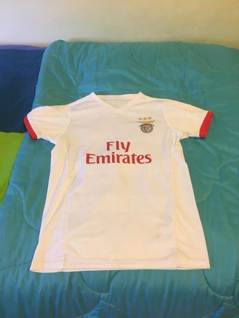 Camisola e Cachecol do Benfica