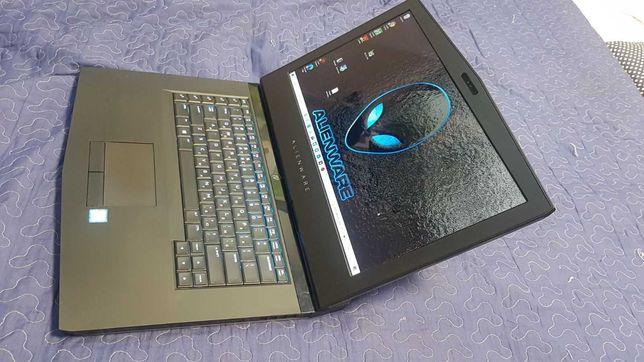 gtx 1080 max 8gb ! i7 8750h-16gb-512ssd - Alienware 15 r4
