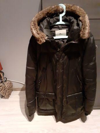 Mam na sprzedaż kurtkę Skóropodobna r. XL Mało noszona parę razy