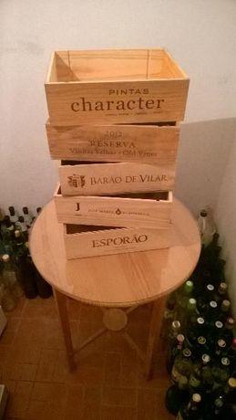 OPORTUNIDADE - Liquidação de caixas de vinho