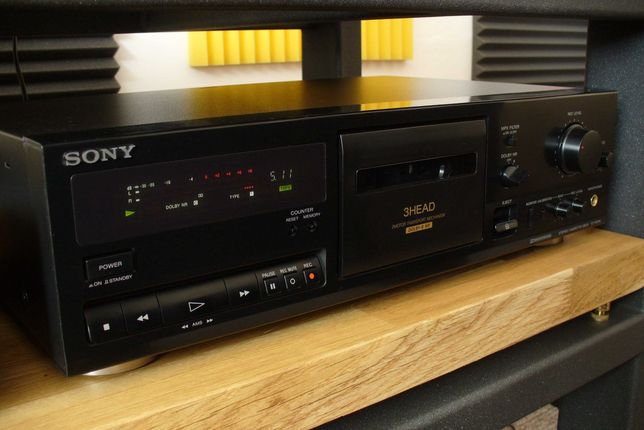 Magnetofon kasetowy Sony TC K511s
