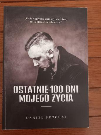 Ostatnie 100 dni mojego życia  książka o depresji