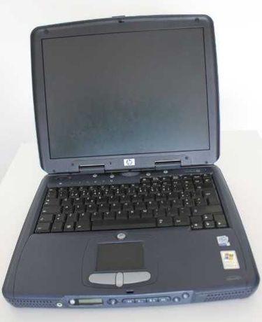 Portátil HP Omnibook XE3
