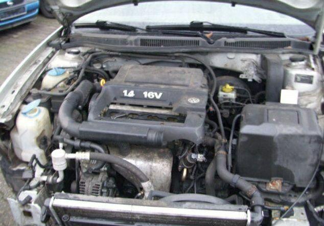 Motor polo 1.4 16v  barato