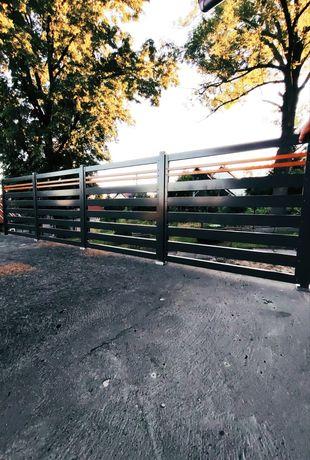 Super okazja! Balustrada aluminiowa 1 mb tylko 250 zł!