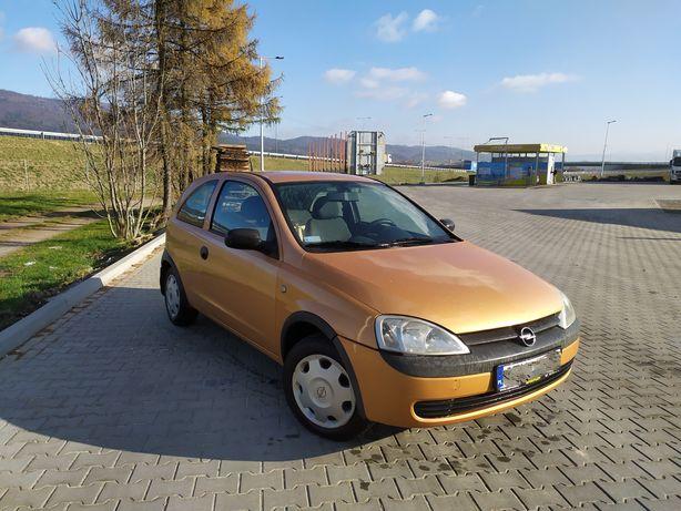 Opel Corsa C 1,7